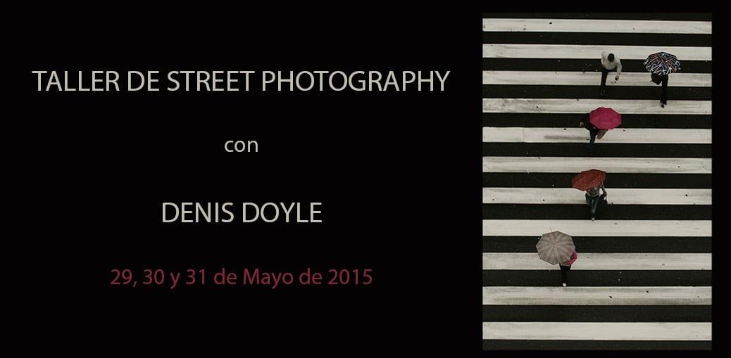 deGranero taller street photograpy cursos fotografía dibujo pintura madrid clases academia taller