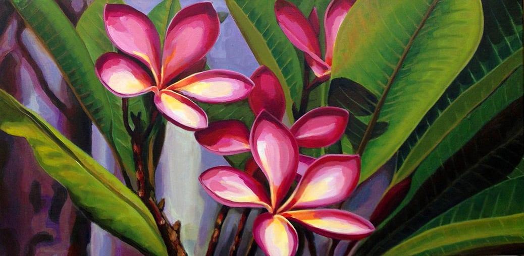 deGranero curso de pintura flores madrid