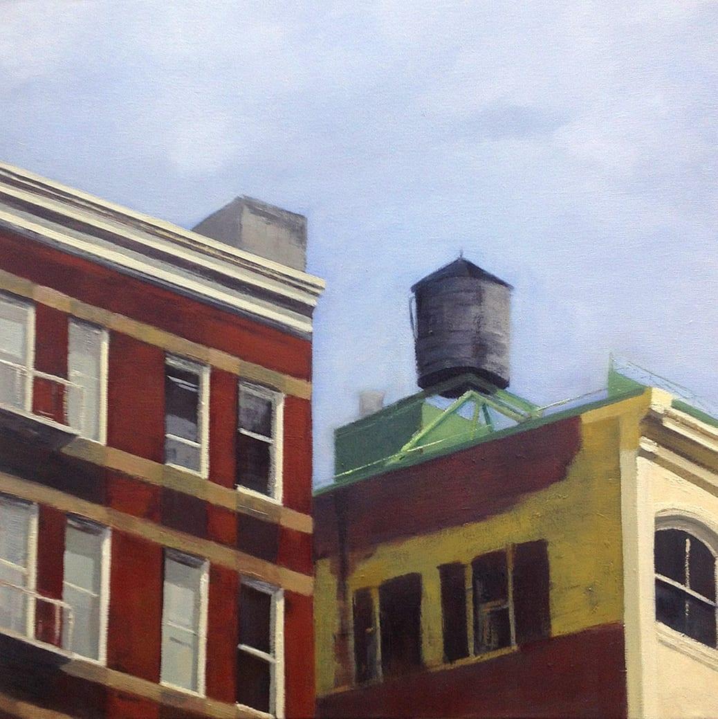 deGranero cursos de dibujo y pintura en madrid paisaje urbano