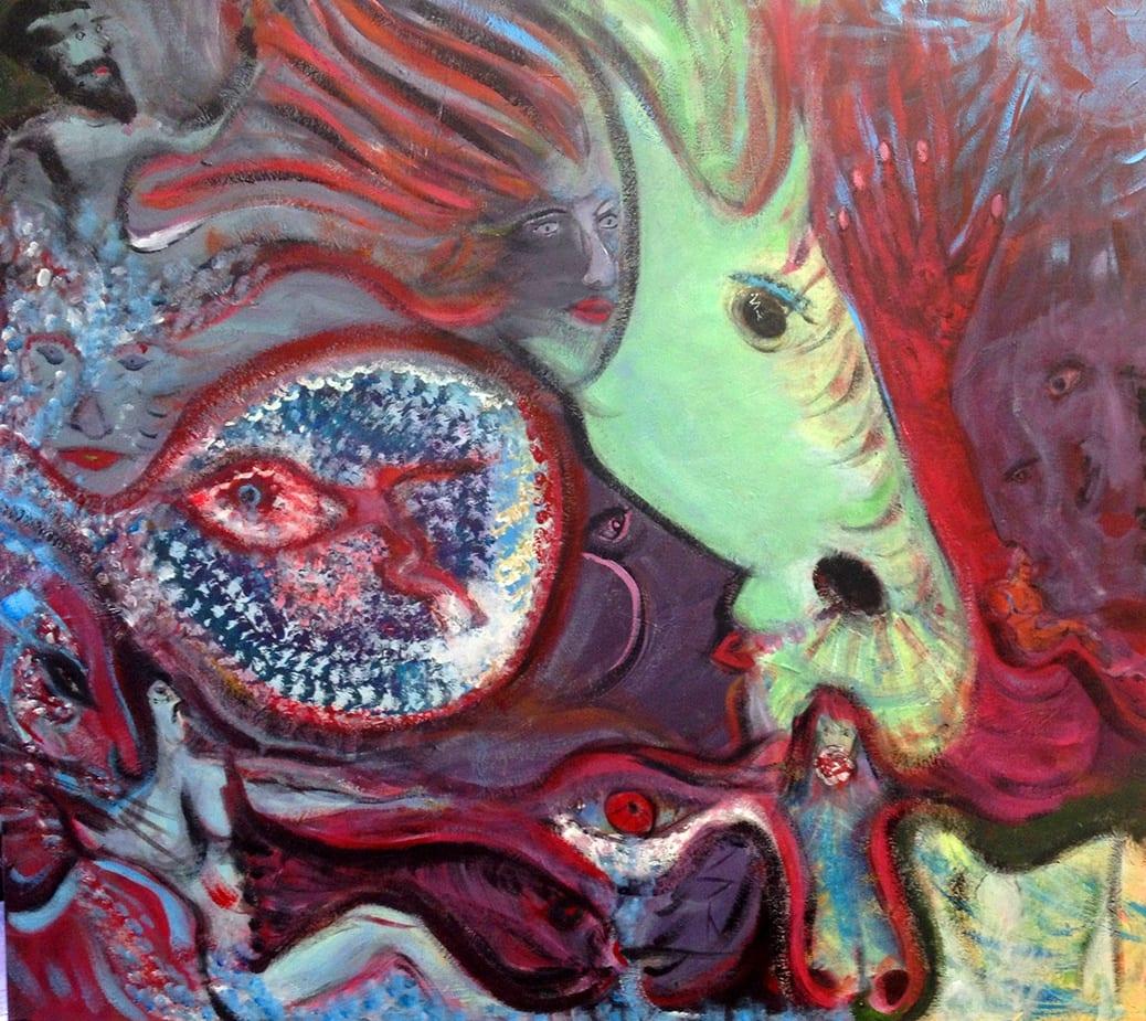 deGranero cursos de dibujo y pintura en madrid surrealismo