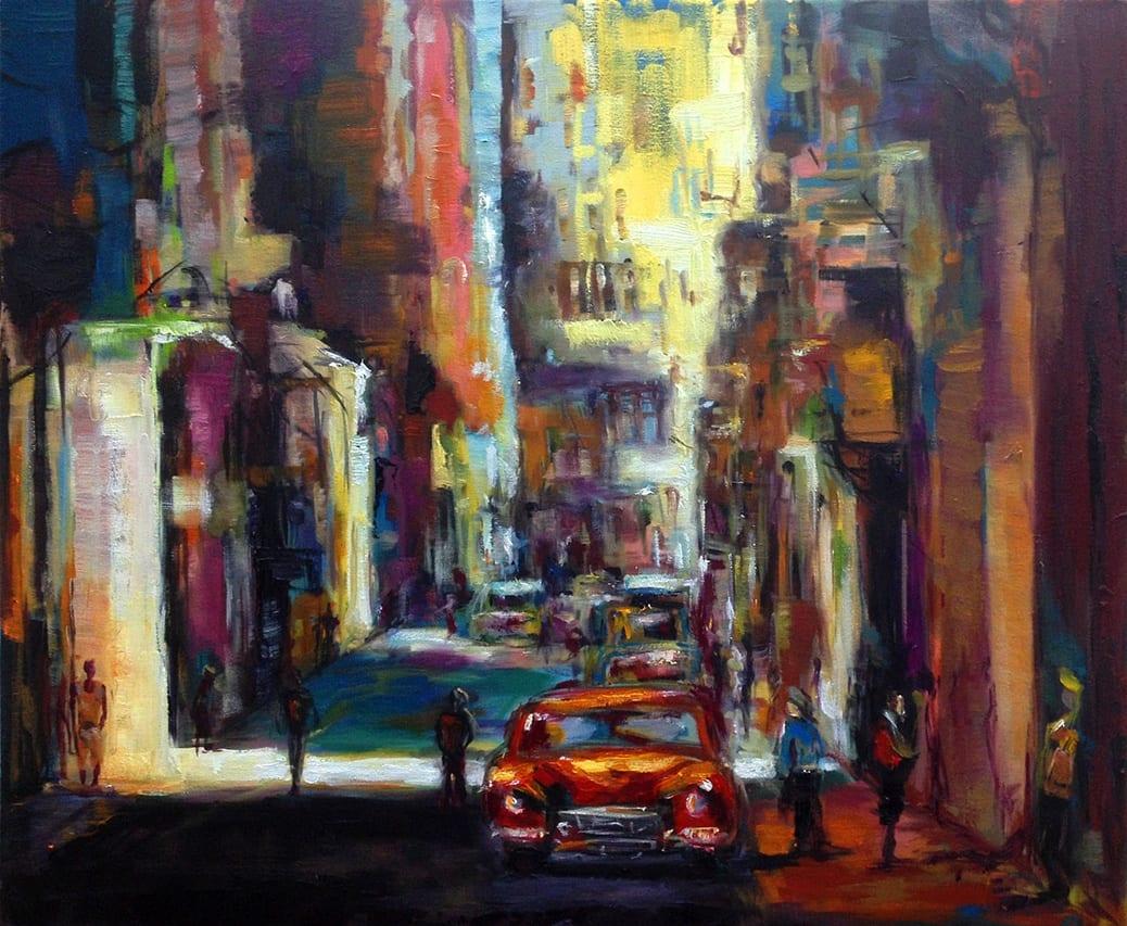 deGranero cursos de pintura en Madrid