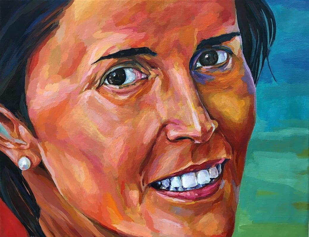deGranero cursos dibujo pintura Madrid retrato