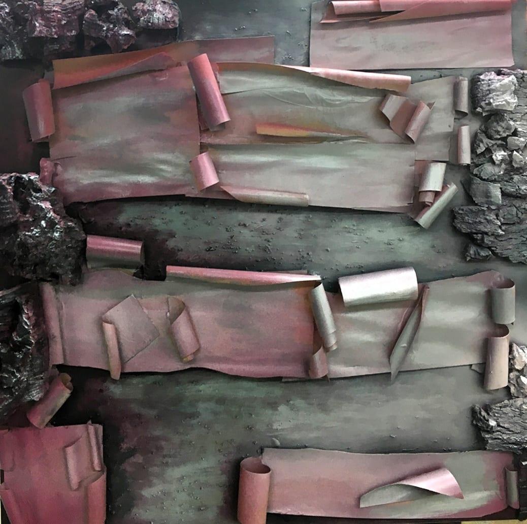 deGranero cursos pintura Madrid collage