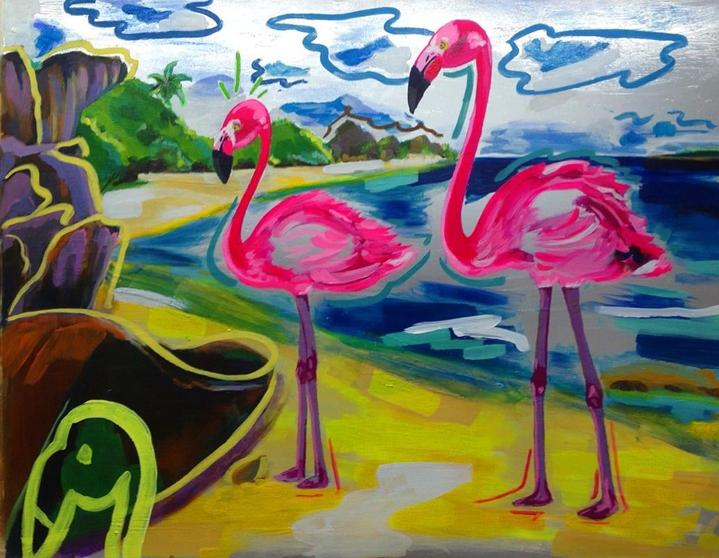 deGranero cursos dibujo pintura offset madrid