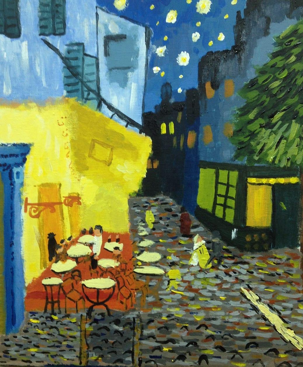 deGranero clases dibujo pintura fotografía madrid cursos para jóvenes.