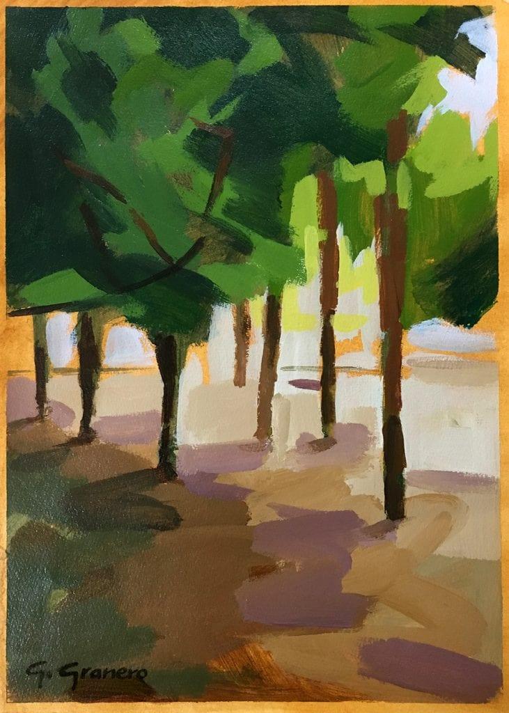 deGranero clases de pintura en Madrid