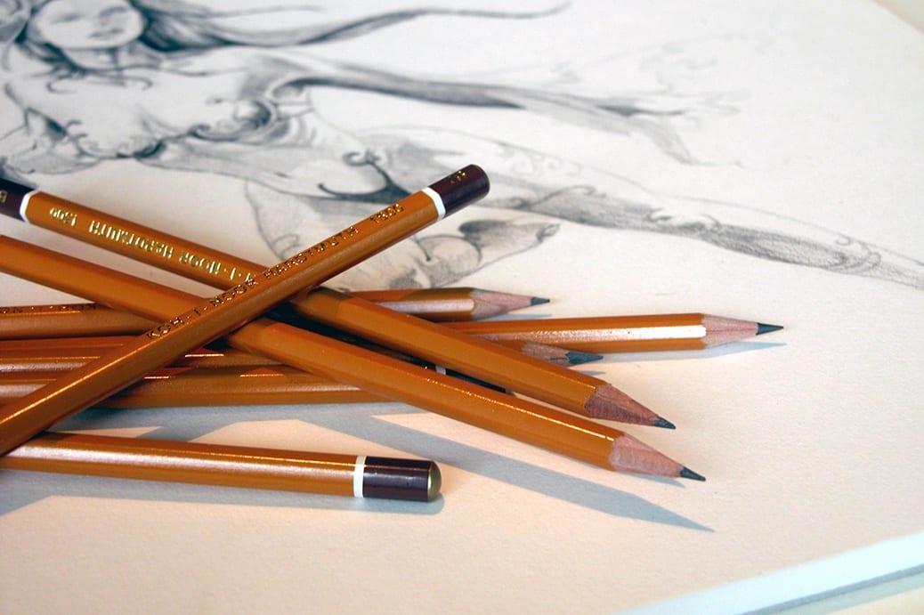 abordar un dibujo