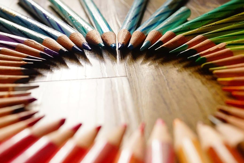 deGranero cursos dibujo Madrid lápices de colores