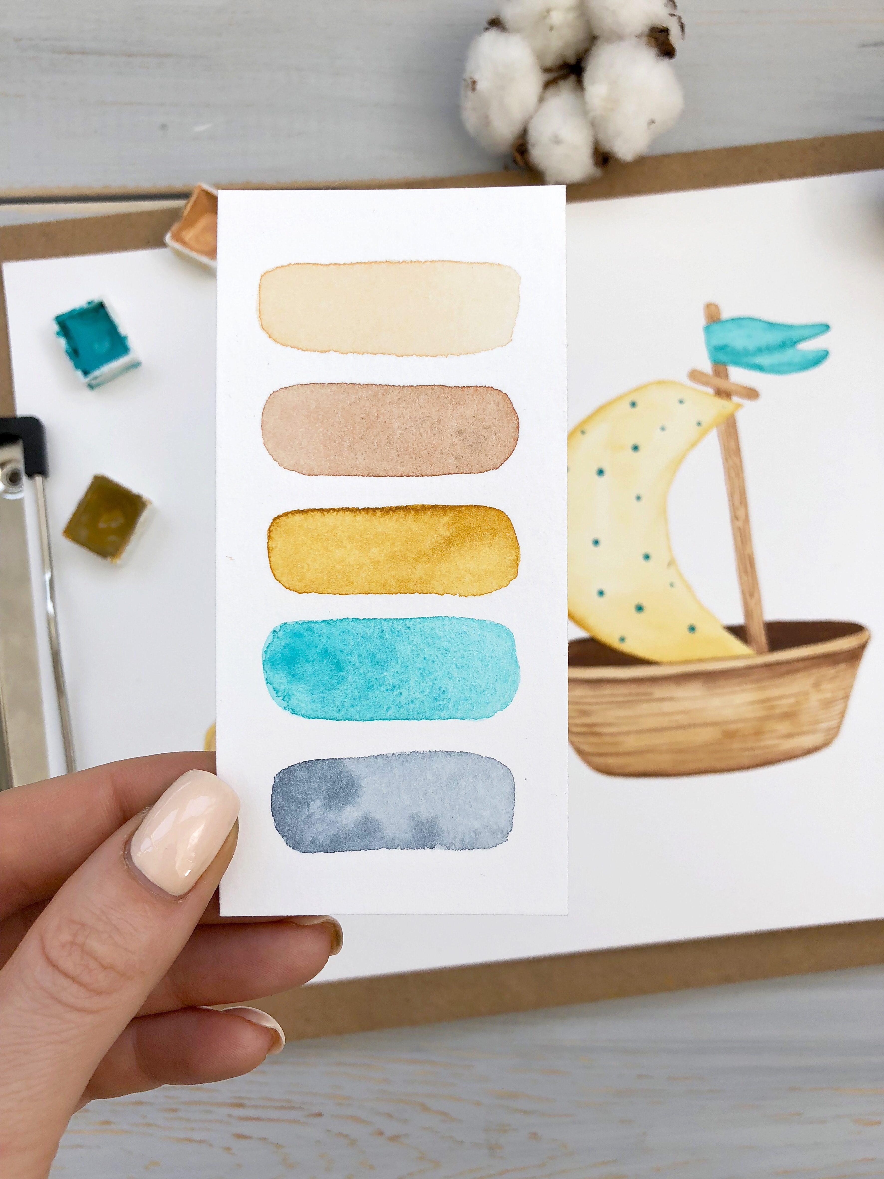 deGranero el color y la acuarela