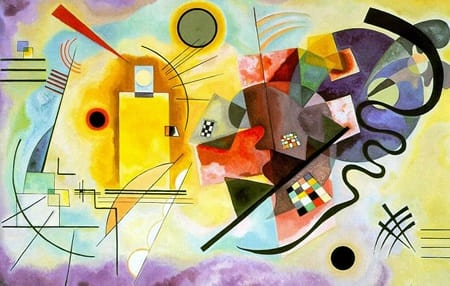 deGranero abstracciones Kandinsky