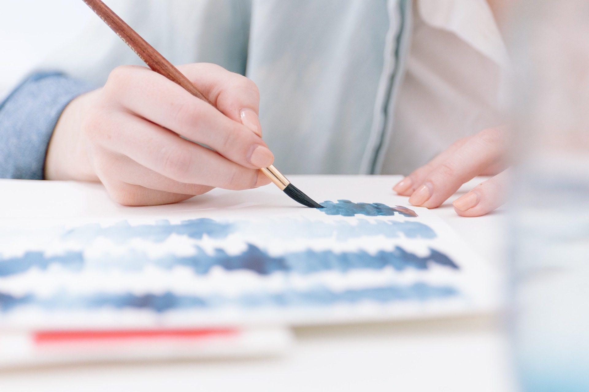 deGranero clase de dibujo y pintura de dos horas de duración
