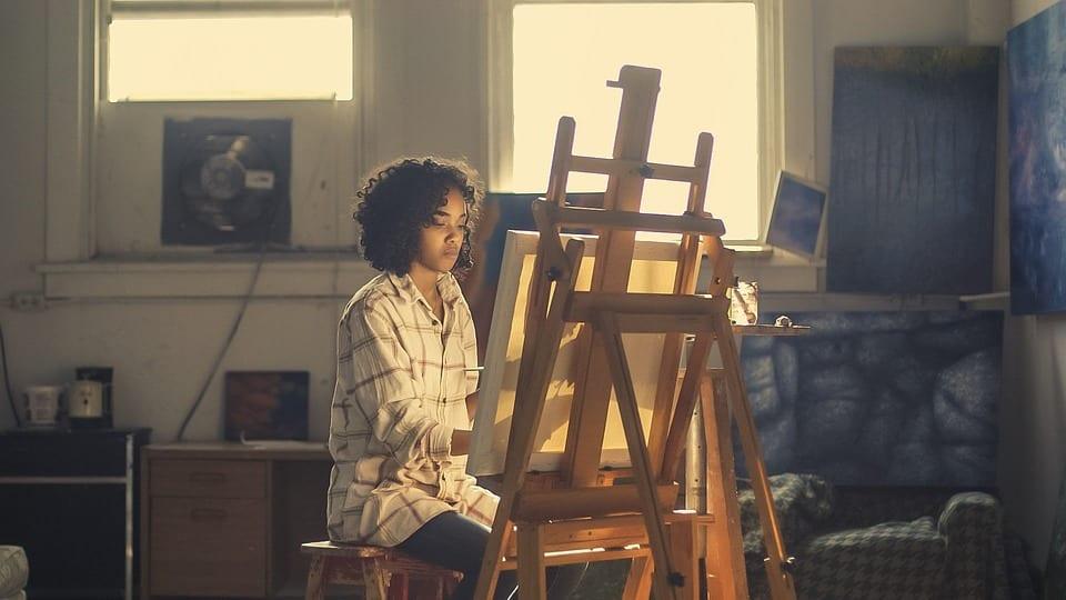 deGranero pintando al óleo