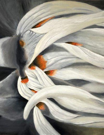 deGranero Paco Torralba. Técnica mixta sobre lienzo.