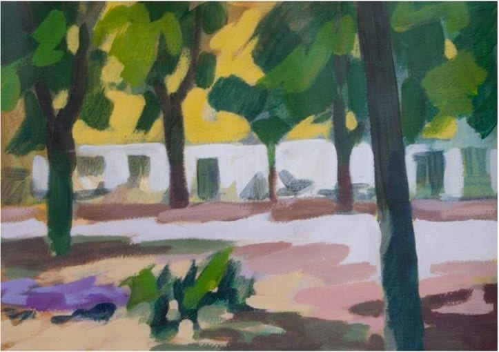deGranero cursos pintura Madrid